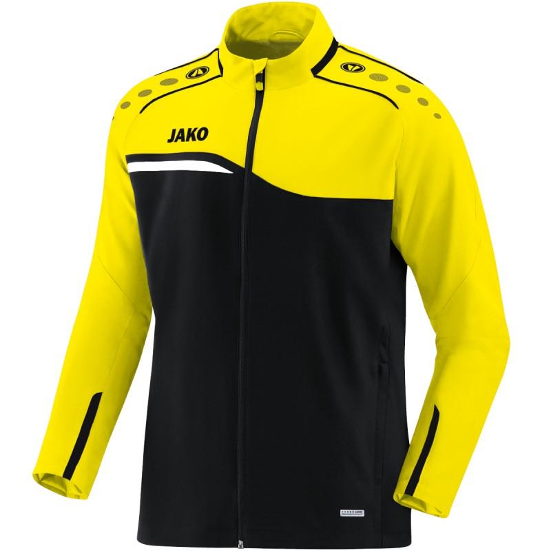 black/soft yellow