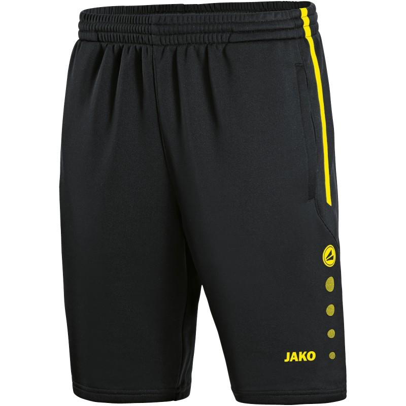 black/neon yellow