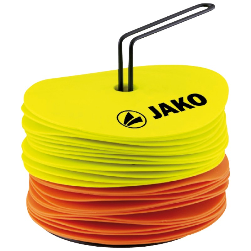 neon yellow/neon orange