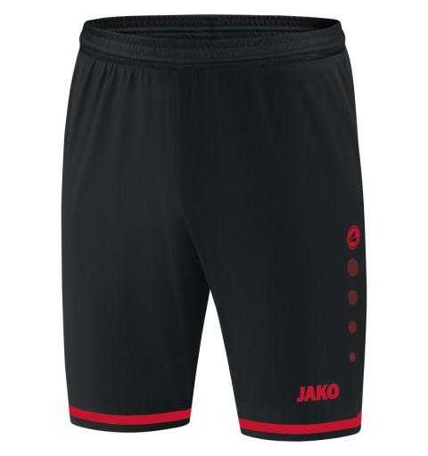 black/sport red