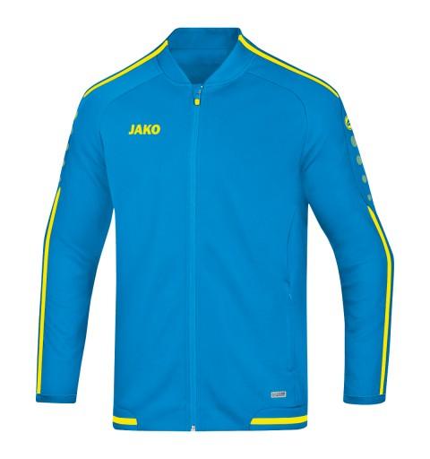 JAKO blue/neon yellow